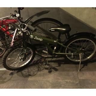 ジープ(Jeep)の子供用 自転車 jeep (自転車)