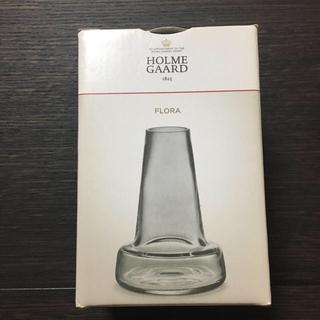イッタラ(iittala)のホルムガード フローラ ロング12cm  旧スモーク(花瓶)