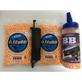 マルイ(マルイ)のマルイ 0.12g BB弾ボトル ・ BBローダー(その他)