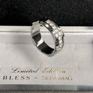 ブレス(BLESS)の値下げ✩ScommaG リバーシブルリング エスカマジー BLESS ブレス(リング(指輪))