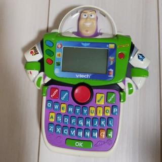 トイストーリー(トイ・ストーリー)のトイストーリー3 ラーンアンドゴー VTech Toy Story3 Buzz(知育玩具)