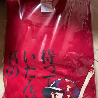広島東洋カープ - 広島カープ 堂林翔太1121日ぶりHR Tシャツ XLサイズ