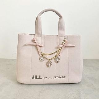 ジルバイジルスチュアート(JILL by JILLSTUART)のJILL by JILLSTUART ジュエルリボントート(トートバッグ)