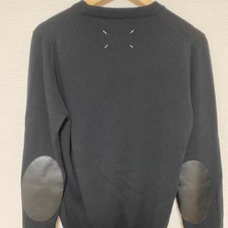 マルタンマルジェラ(Maison Martin Margiela)のmaison margiera ニット マルジェラ メンズ Sサイズ 定番(ニット/セーター)