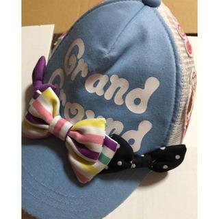 グラグラ(GrandGround)のグラグラ☆キャップSサイズ(帽子)