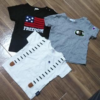 ポロラルフローレン(POLO RALPH LAUREN)のお値引中 POLO Champion Tシャツ 80 3枚セット(Tシャツ)