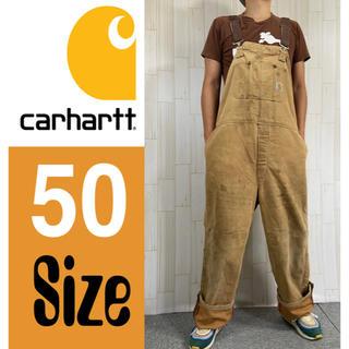 カーハート(carhartt)の オススメ ビッグサイズ カーハート  オーバーオールw50 2215(サロペット/オーバーオール)
