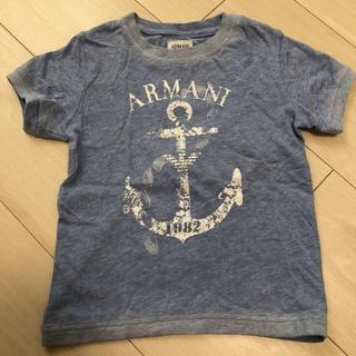 アルマーニ ジュニア(ARMANI JUNIOR)のアルマーニジュニア⭐︎Tシャツ 100(Tシャツ/カットソー)