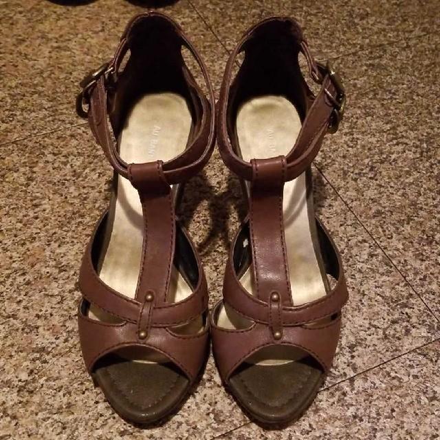 AU BANNISTER(オゥバニスター)のAU BANNISTER サンダル レディースの靴/シューズ(サンダル)の商品写真