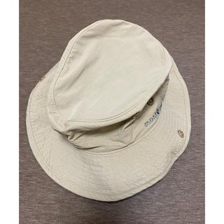 モンベル(mont bell)のモンベル ハット 帽子 Lサイズ ベージュ(ハット)