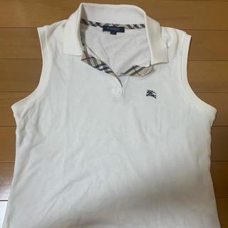 バーバリー(BURBERRY)のバーバリーポロシャツ(ポロシャツ)