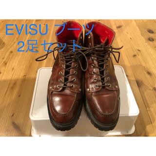 エビス(EVISU)のEVISU  ブーツ 靴(ブーツ)