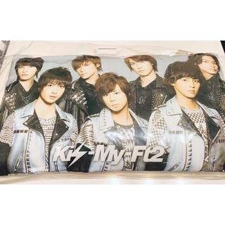 キスマイフットツー(Kis-My-Ft2)のKis-My-Ft2 クッション まくら 抱き枕(アイドルグッズ)