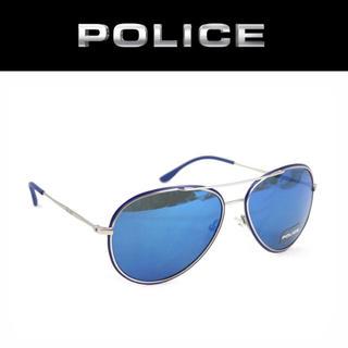 【新品】POLICE サングラス GLORY S8299-502B