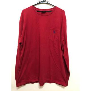 POLO RALPH LAUREN - POLO ポロラルフローレン ロンT Tシャツ 赤