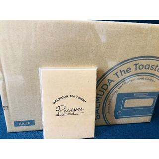 バルミューダ(BALMUDA)のBALMUDA The Toaster / バルミューダ ザ・トースター 新品(調理道具/製菓道具)