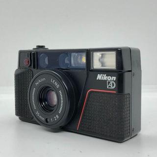 ニコン(Nikon)の【完動品】Nikon L35 AD2 フィルムカメラ(フィルムカメラ)