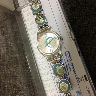 スウォッチ(swatch)の【未使用品】SWATCH Check Pea ブレスレット 腕時計(腕時計)
