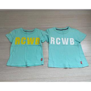 ロデオクラウンズワイドボウル(RODEO CROWNS WIDE BOWL)のロデオクラウンズ Tシャツ キッズ(Tシャツ/カットソー)