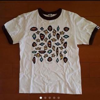 アベイシングエイプ(A BATHING APE)のbaby MILO Tシャツ(Tシャツ(半袖/袖なし))