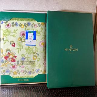 ミントン(MINTON)のMINTON  玄関マット バスマット 45×65(玄関マット)