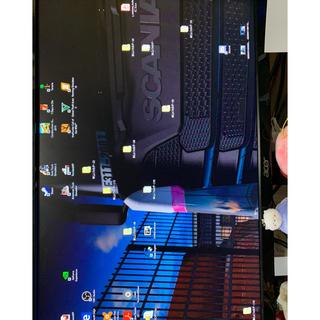 エイサー(Acer)のアリオン43インチモニターとacer24インチモニターとLG24インチモニター(ディスプレイ)