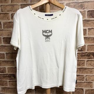 エムシーエム(MCM)のP様専用 MCM Tシャツ レディース  ホワイト(Tシャツ(半袖/袖なし))