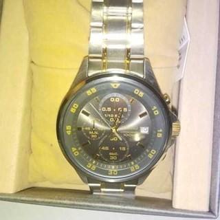 セイコー(SEIKO)のPOR POR様専用未使用❗️セイコー クロノグラフ クォーツ SKS631P1(腕時計(アナログ))