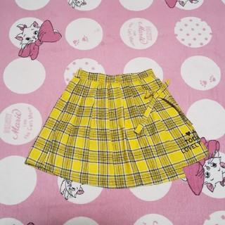ジェニィ(JENNI)のALGY チェックスカート(スカート)