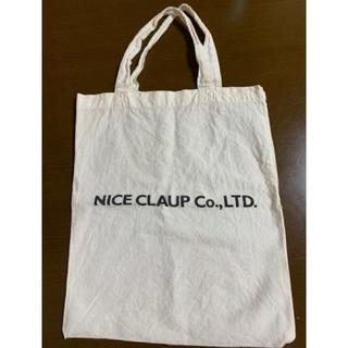 ナイスクラップ(NICE CLAUP)のNICE CLAUP エコバッグ(エコバッグ)