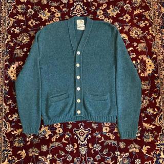 ラフシモンズ(RAF SIMONS)の60s  vintage wool cardigan(カーディガン)