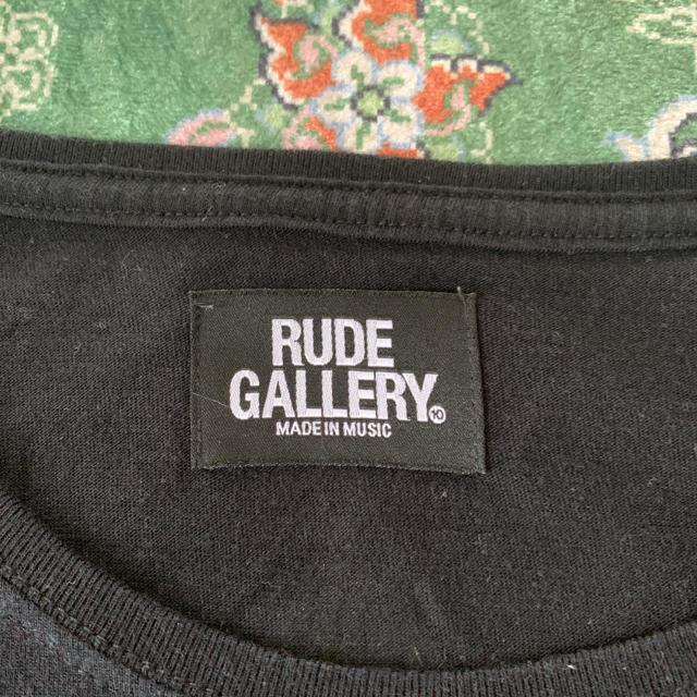 RUDE GALLERY(ルードギャラリー)のルードギャラリー  マリアTシャツ メンズのトップス(Tシャツ/カットソー(半袖/袖なし))の商品写真