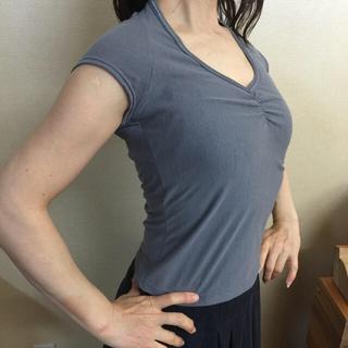 チャコット(CHACOTT)のチャコット♡ヨガウェア2枚セット(Tシャツ(長袖/七分))