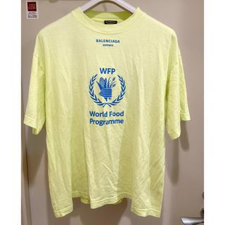 バレンシアガ(Balenciaga)の【半額以下】美品 バレンシアガ WFP Tシャツ 正規品(Tシャツ/カットソー(半袖/袖なし))