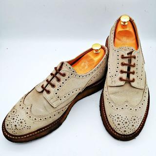 トリッカーズ(Trickers)のTricker'sトリッカーズ SHIPS 別注 スエード UK9.5 靴(ドレス/ビジネス)
