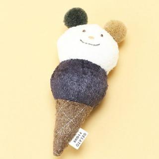 ジェラートピケ(gelato pique)のジェラートピケ  スムーズィー babyガラガラ アイスクリーム(がらがら/ラトル)