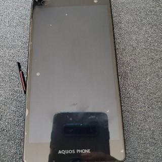 アクオス(AQUOS)のSHL21 AQUOS PHONE au(スマートフォン本体)