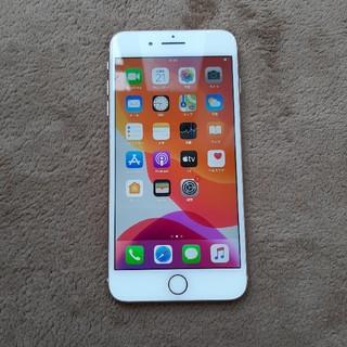 アイフォーン(iPhone)のiPhone8plus 本体のみ SIMフリー(スマートフォン本体)