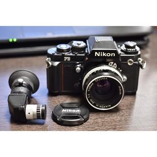 ニコン(Nikon)のNikon F3 完動品セット(フィルムカメラ)