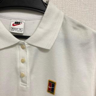 ナイキ(NIKE)のナイキ (NIKE)  ポロシャツ  90s  ヴィンテージ  新品 未使用 (ポロシャツ)