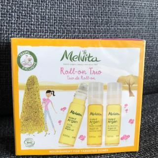 メルヴィータ(Melvita)のAWA様専用:新品未開封☆メルヴィータ ロールオン トリオ(その他)