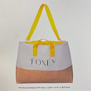 フォクシー(FOXEY)のFOXEY レジかご保冷バッグ(エコバッグ)