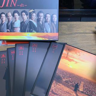 JIN-仁- Blu-ray BOX Blu-ray(TVドラマ)
