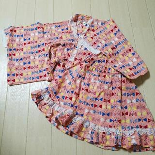 フタフタ(futafuta)の女の子 浴衣 セパレート(甚平/浴衣)