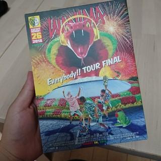 ワニマ(WANIMA)のEverybody!! TOUR FINAL DVD(ミュージック)