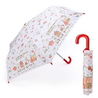 サンリオ(サンリオ)のハローキティ 折りたたみ傘 新品未使用(傘)