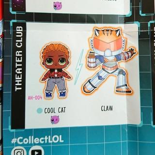 lol l.o.l boys ボーイズ ヒーローズ ヒーロー 最新 日本未発売(キャラクターグッズ)