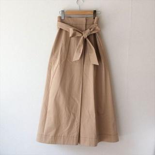 ドゥロワー(Drawer)のドゥロワー Drawer パンツスカート サイズ36 ハイウエスト ドロワー(その他)