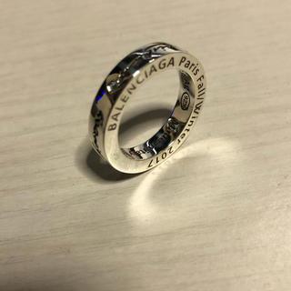 バレンシアガ(Balenciaga)のBALENCIAGA リング 指輪  17.5号(リング(指輪))