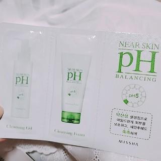 ミシャ(MISSHA)の◎セット売り可能 MISSHA cleansing form cream oil(サンプル/トライアルキット)